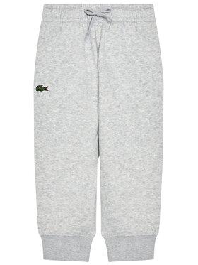 Lacoste Lacoste Spodnie dresowe XJ9476 Szary Regular Fit