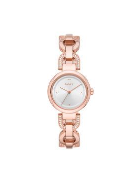 DKNY DKNY Часовник Eastside NY2851 Розов