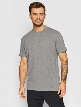 Selected Homme Selected Homme T-Shirt Colman 200 16077385 Šedá Relaxed Fit