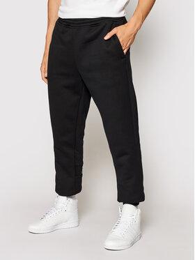 PROSTO. PROSTO. Spodnie dresowe KLASYK Flex 1061 Czarny Regular Fit