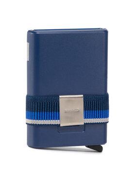 Secrid Secrid Portafoglio piccolo da uomo Cardslide CS Blu