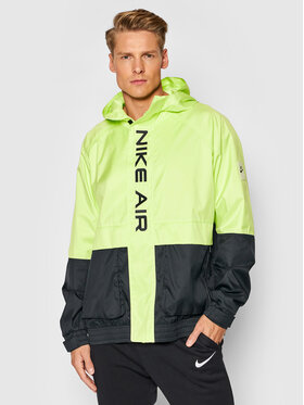 Nike Nike Geacă de vânt Air DA0271 Verde Loose Fit