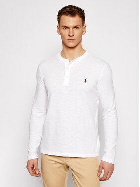 Polo Ralph Lauren Polo Ralph Lauren Marškinėliai ilgomis rankovėmis Lsl 710790058002 Balta Regular Fit