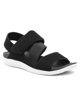 4F 4F Sandále H4L21-SAD003 Čierna