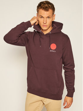 Edwin Edwin Sweatshirt Japanese Sun I028533 TJ1871P PUC67 Violet Regular Fit