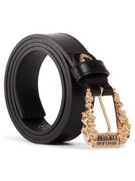 Versace Jeans Couture Versace Jeans Couture Дамски колан D8VZAF01 Черен