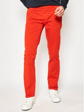 Boss Boss Spodnie materiałowe Schino 50379152 Czerwony Slim Fit