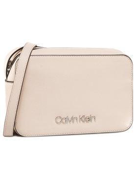 Calvin Klein Calvin Klein Τσάντα Ck Must Camera Bag K60K606759 Μπεζ