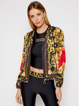 Versace Jeans Couture Versace Jeans Couture Demisezoninė striukė C9HWA975 Spalvota Regular Fit