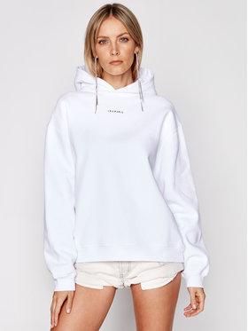 IRO IRO Majica dugih rukava Lise A0280 Bijela Regular Fit
