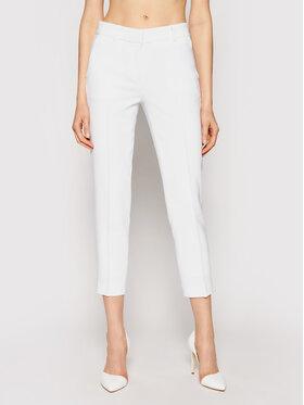 MICHAEL Michael Kors MICHAEL Michael Kors Pantaloni chino MS13014ENX Alb Regular Fit