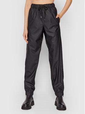 Rains Rains Pantalon imperméable Unisex 1279 Noir Regular Fit