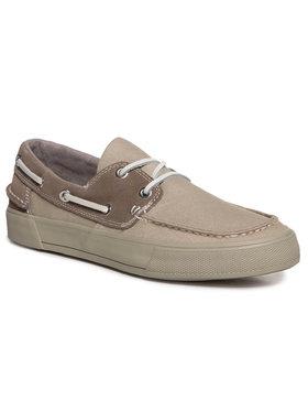 Helly Hansen Helly Hansen Мокасини Sandhaven Deck Shoe 11469_771 Зелен