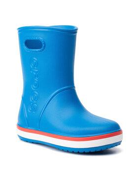 Crocs Crocs Gummistiefel Crocband Rain Boot K 205827 Blau