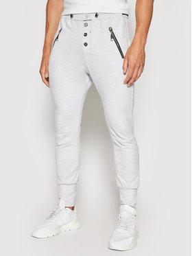 Rage Age Rage Age Spodnie dresowe Dex 3 Szary Slim Fit