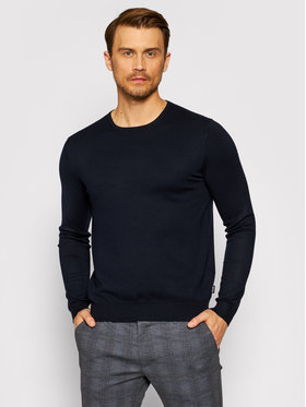 Only & Sons ONLY & SONS Megztinis Wyler 22020088 Tamsiai mėlyna Regular Fit