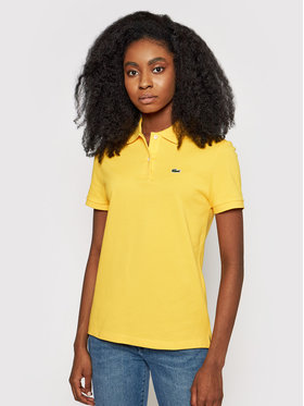 Lacoste Lacoste Polo PF7839 Jaune Regular Fit