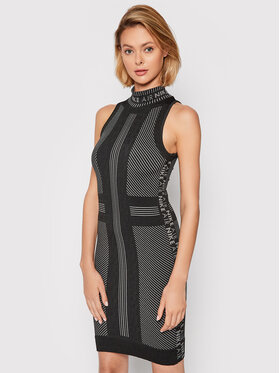 Nike Nike Φόρεμα καθημερινό Air CU5411 Μαύρο Slim Fit