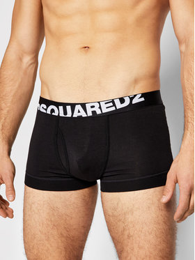 Dsquared2 Underwear Dsquared2 Underwear Boxeri DCLC90030 Negru