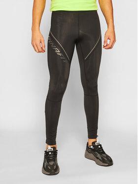 Dynafit Dynafit Leggings Winter Running Asphalt 08-70944 Nero Slim Fit