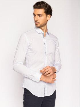 Boss Boss Koszula Rikki_53 50426733 Biały Slim Fit