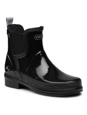 Viking Viking Guminiai batai Gyda Glossy 1-37550-2 Juoda