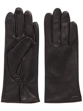 Boss Boss Dámske rukavice C-Gueen 2 50437288 Čierna