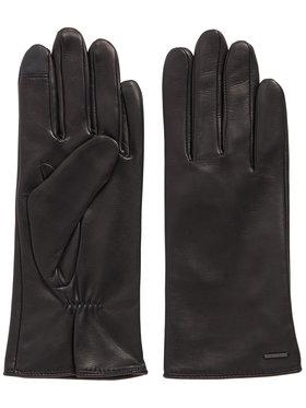 Boss Boss Дамски ръкавици C-Gueen 2 50437288 Черен