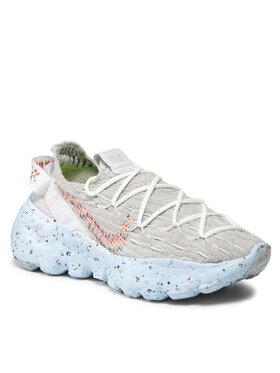 Nike Nike Boty Space Hippie 04 CD3476 102 Šedá