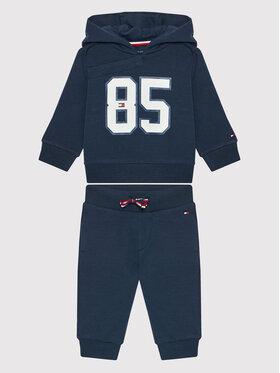 Tommy Hilfiger Tommy Hilfiger Φόρμα KN0KN01278 Σκούρο μπλε Regular Fit