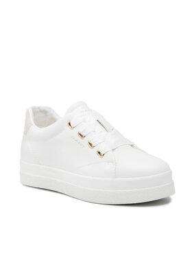 Gant Gant Sneakersy Avona 23531019 Biela