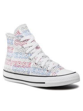 Converse Converse Sneakers Ctas Hi 170107C Λευκό