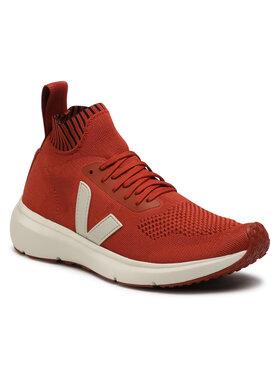 Veja Veja Sneakers Runner Style Mid V x Rick Owens OT102461B Arancione