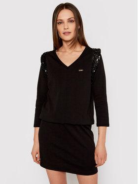 Liu Jo Sport Liu Jo Sport Φόρεμα καθημερινό TA1060 J6144 Μαύρο Regular Fit