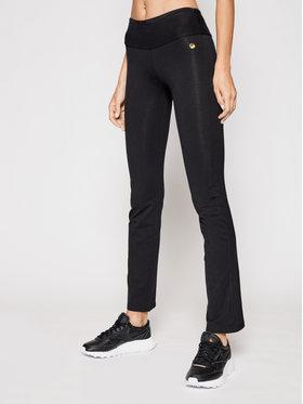 Deha Deha Leggings B00715 Nero Slim Fit