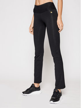 Deha Deha Leggings B00715 Noir Slim Fit