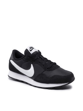 Nike Nike Topánky Md Valiant (Gs) CN8558 002 Čierna