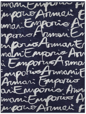 Emporio Armani Emporio Armani Rankšluostis 262583 0P328 19934 Tamsiai mėlyna