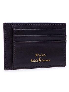 Polo Ralph Lauren Polo Ralph Lauren Pouzdro na kreditní karty Mpolo Co D2 405803869001 Hnědá
