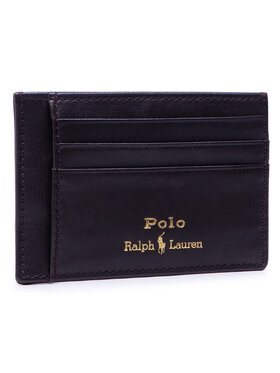 Polo Ralph Lauren Polo Ralph Lauren Θήκη πιστωτικών καρτών Mpolo Co D2 405803869001 Καφέ