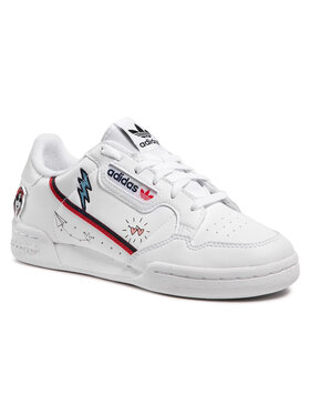 adidas adidas Обувки Continental 80 J FX6067 Бял
