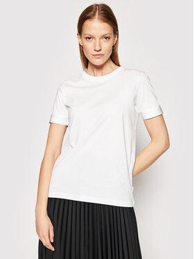 Calvin Klein Calvin Klein Tričko Athleisure K20K202188 Biela Regular Fit