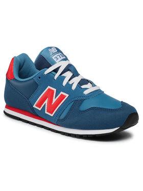 New Balance New Balance Sneakersy YC373KNR Granatowy