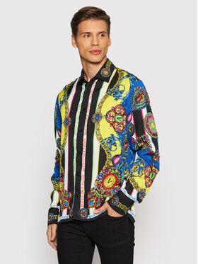Versace Jeans Couture Versace Jeans Couture Koszula Regalia Baroque 71GAL2R9 Kolorowy Regular Fit