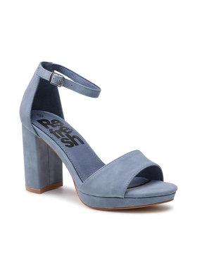 Refresh Refresh Sandály 69719 Modrá