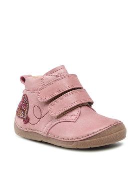 Froddo Froddo Kotníková obuv G2130242 M Růžová