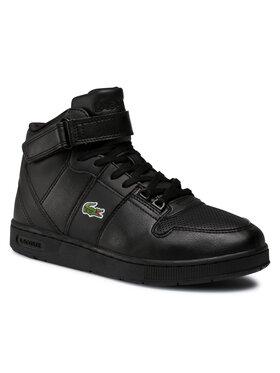 Lacoste Lacoste Sneakersy Tramline Mid 0120 1 Suj 7-40SUJ001702H Černá