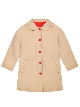 Little Marc Jacobs Little Marc Jacobs Kabát pro přechodné období W16126 S Červená Regular Fit
