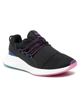 Under Armour Under Armour Обувки Ua W Charged Breathe Clr Sft 3023658-001 Черен