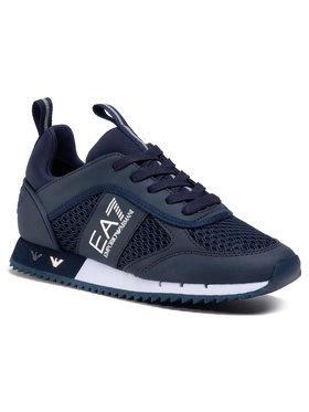 EA7 Emporio Armani EA7 Emporio Armani Sneakers X8X027 XK050 D813 Blu scuro